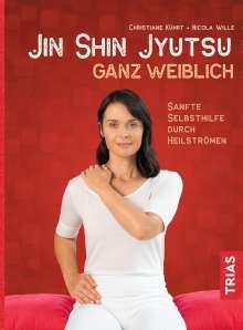 Christiane Kührt: Jin-Shin-Jyutsu ganz weiblich, Buch