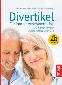 Hans-Dieter Allescher: Divertikel - Für immer beschwerdefrei, Buch