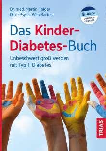 Béla Bartus: Das Kinder-Diabetes-Buch, Buch