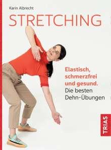Karin Albrecht: Stretching, Buch