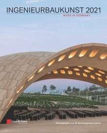 Bundesingenieur: Ingenieurbaukunst 2021, Buch