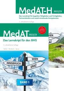 Sinan Barus: MedAT Set Bd.1+2 (BMS 3.A.+/KFF/TV/SEK 2.A), Buch