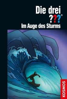 Kari Erlhoff: Die drei ???. Im Auge des Sturms (drei Fragezeichen), Buch