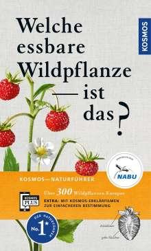 Christa Bastgen: Welche essbare Wildpflanze ist das?, Buch
