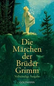 Gebrüder Grimm: Die Märchen der Brüder Grimm, Buch