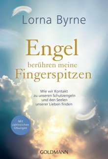 Lorna Byrne: Engel berühren meine Fingerspitzen, Buch