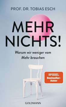 Tobias Esch: Mehr Nichts!, Buch