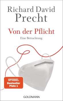 Richard David Precht: Von der Pflicht, Buch