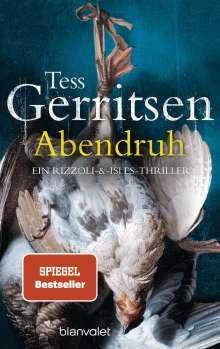 Tess Gerritsen: Abendruh, Buch