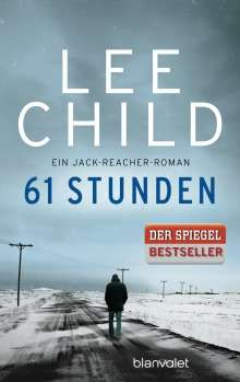 Lee Child: 61 Stunden, Buch
