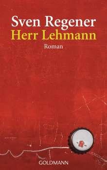 Sven Regener: Herr Lehmann, Buch