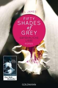 E L James: Shades of Grey 02. Gefährliche Liebe, Buch