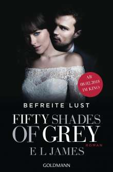 E. L. James: Fifty Shades of Grey - Befreite Lust, Buch