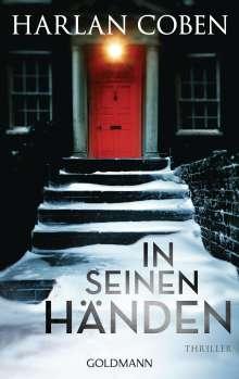 Harlan Coben: In seinen Händen, Buch