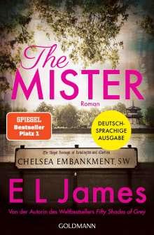 E L James: The Mister, Buch