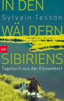 Sylvain Tesson: In den Wäldern Sibiriens, Buch