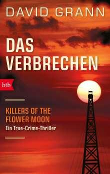 David Grann: Das Verbrechen, Buch