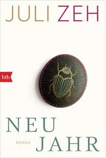 Juli Zeh: Neujahr, Buch