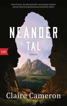 Claire Cameron: Neandertal, Buch