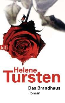 Helene Tursten: Das Brandhaus, Buch