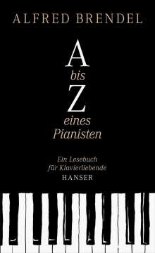 Alfred Brendel: A bis Z eines Pianisten, Buch