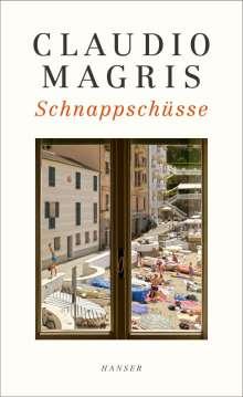 Claudio Magris: Schnappschüsse, Buch