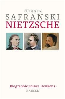 Rüdiger Safranski: Nietzsche, Buch