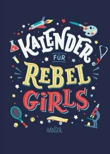 Elena Favilli: Kalender für Rebel Girls, Buch