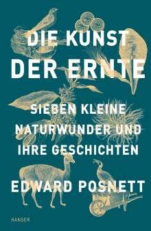 Edward Posnett: Die Kunst der Ernte, Buch