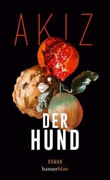 Akiz: Der Hund, Buch