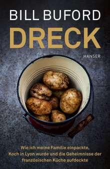 William Buford: Dreck, Buch
