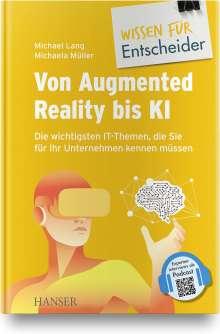 Thomas Barton: Von Augmented Reality bis KI - Die wichtigsten IT-Themen, die Sie für Ihr Unternehmen kennen müssen, Buch