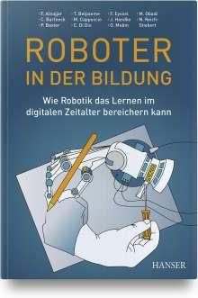 Fady Alnajjar: Roboter in der Bildung, Buch
