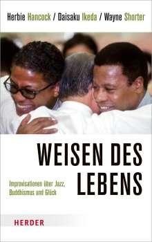 Herbie Hancock: Weisen des Lebens, Buch
