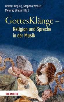 GottesKlänge - Religion und Sprache in der Musik, Buch