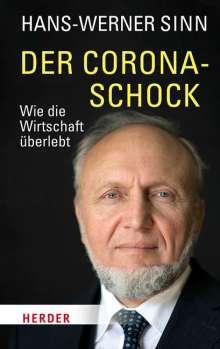Hans-Werner Sinn: Der Corona-Schock, Buch