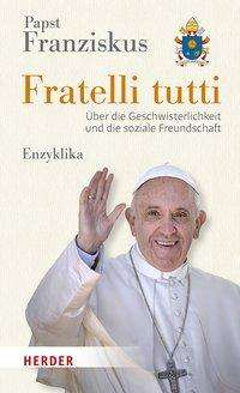 Papst Papst Franziskus: Fratelli tutti, Buch