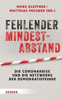 Fehlender Mindestabstand, Buch