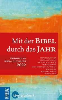 Mit der Bibel durch das Jahr 2022, Buch