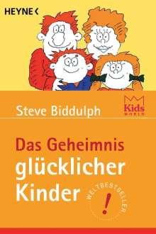 Steve Biddulph: Das Geheimnis glücklicher Kinder, Buch