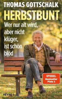 Thomas Gottschalk: Herbstbunt, Buch