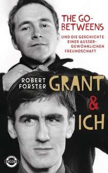 Robert Forster: Grant & Ich, Buch
