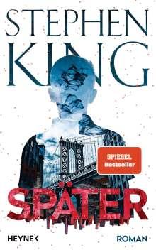 Stephen King: Später, Buch