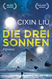 Cixin Liu: Die drei Sonnen 01, Buch