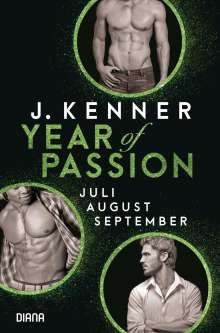 J. Kenner: Year of Passion (7-9), Buch