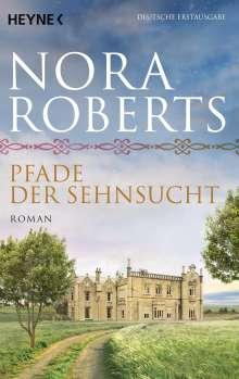 Nora Roberts: Pfade der Sehnsucht, Buch