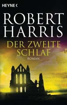 Robert Harris: Der zweite Schlaf, Buch