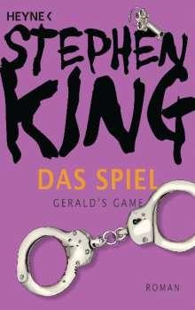 Stephen King: Das Spiel (Gerald's Game), Buch