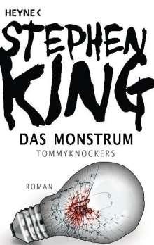 Stephen King: Das Monstrum - Tommyknockers, Buch