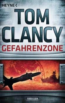 Tom Clancy: Gefahrenzone, Buch